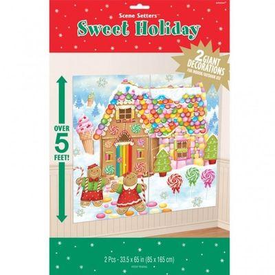 Sweet Holiday Scene Setters