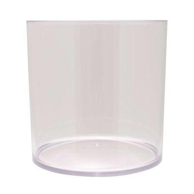 Clear Plastic Vase