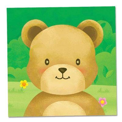 Teddy Bear Party Napkins