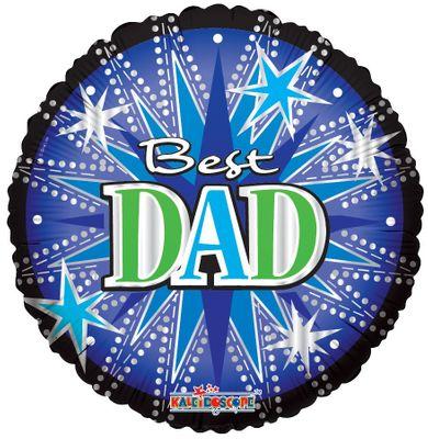 "36"" Best Dad Supershape"