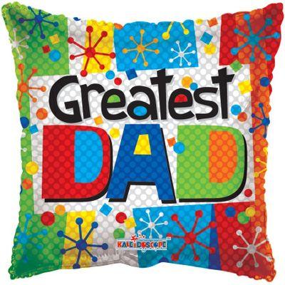 "18"" Greatest Dad"