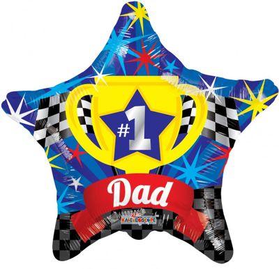 Dad Trphy Balloon