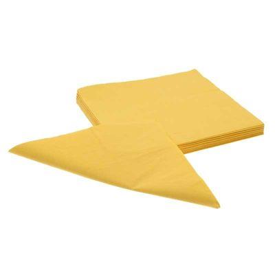 Yellow Luncheon Napkins