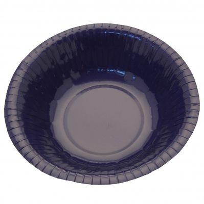Dark Blue Paper Bowls