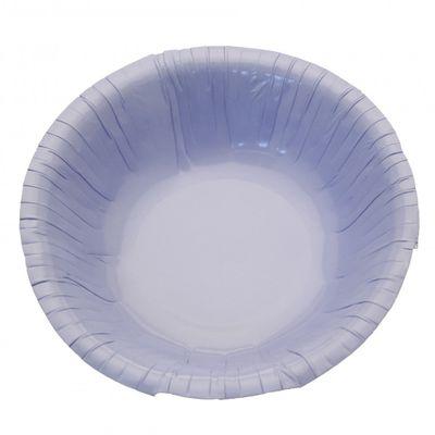Lilac Paper Bowls