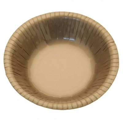 Gold Paper Bowls