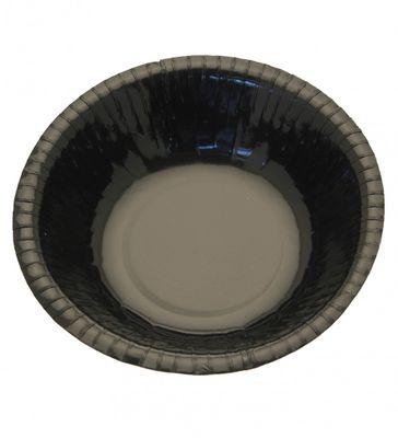 Black Paper Bowls