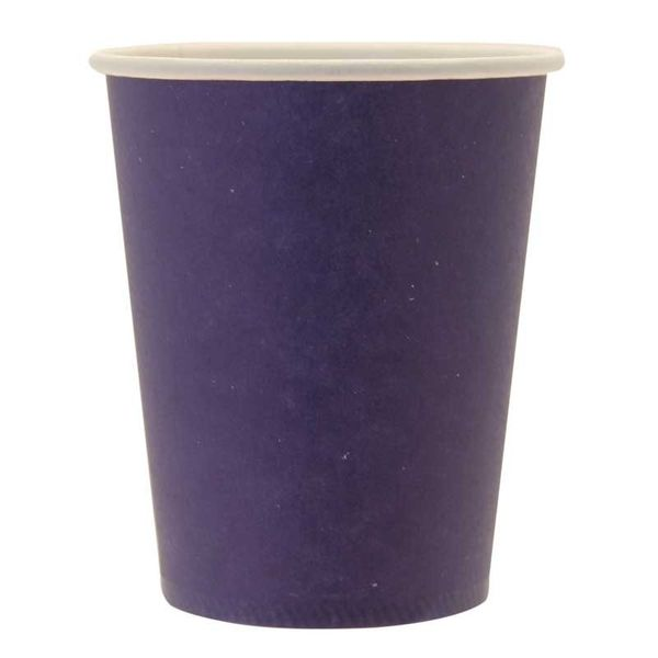 Dark Blue Party Cups