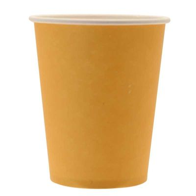 Yellow Party Cups
