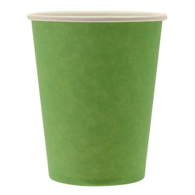 Lime Green Cups