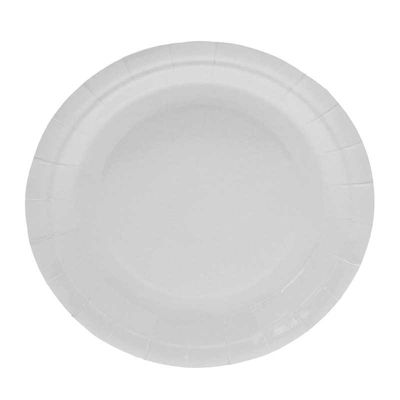 White Party Plates