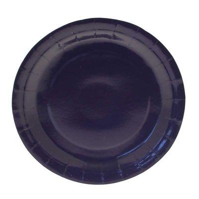 Dark Blue Plates