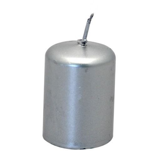 Silver Candles