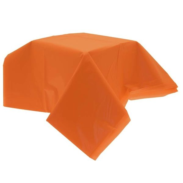Orange Rectangular Tablecover