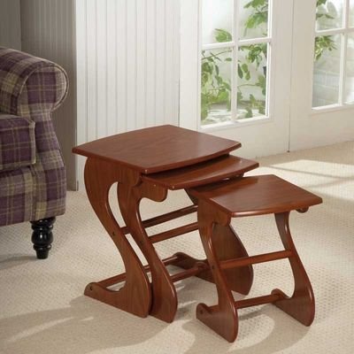 Greenhurst Nesting Tables - Oak