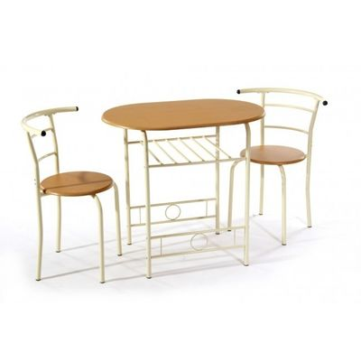 Gablemere Compact Dining Set - Buttermilk
