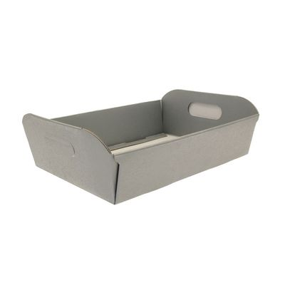 Silver Hamper Tray