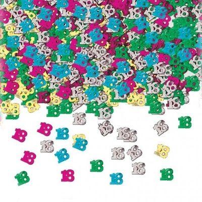 18th Confetti