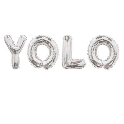YOLO Balloon Pack
