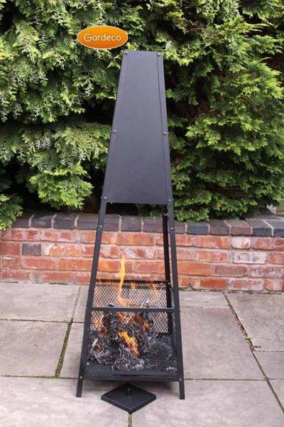 Gardeco Copan Fireplace