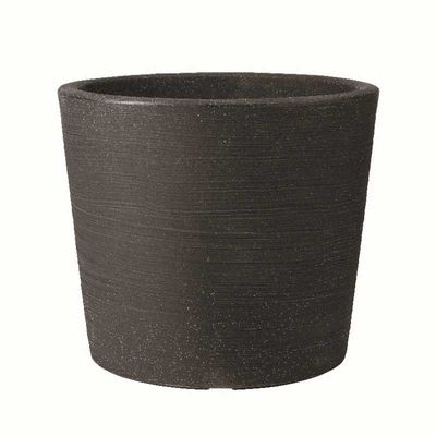 Stewart Varese Low Planter - Granite