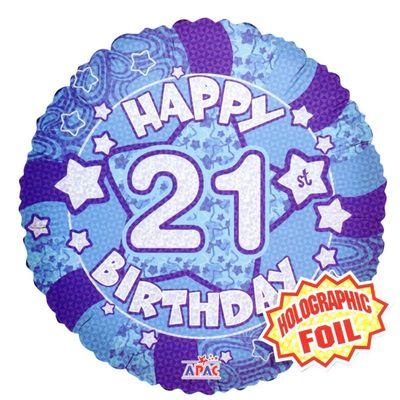 21st Balloon