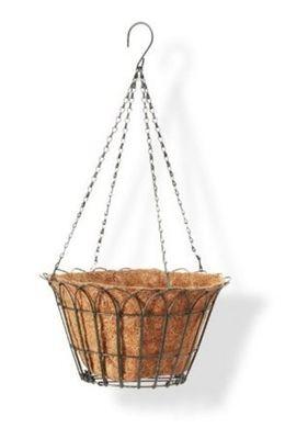 Tom Chambers 35cms Victoriana Hanging Basket VC007