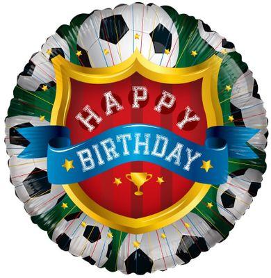 Football Birthday Balloon