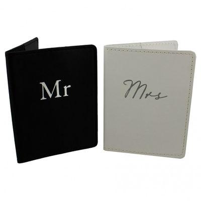 Mr and Mrs Passport Holders