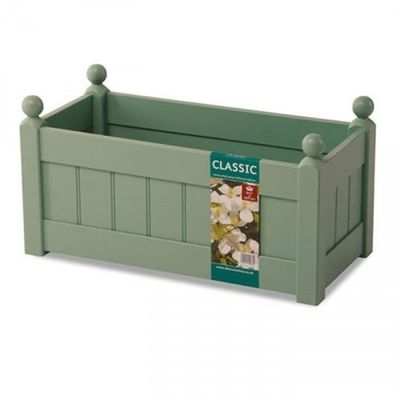 AFK Classic Painted Trough - Sage