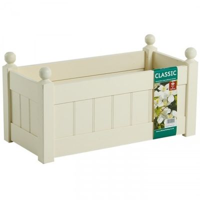 AFK Classic Painted Trough - Cream