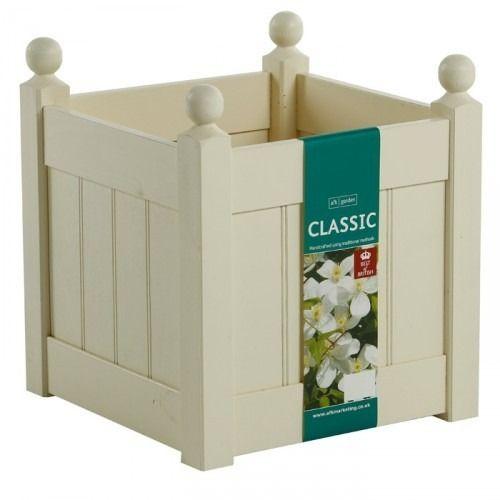 AFK Small Classic Planter - Cream