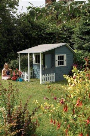 Forest Garden Parsley Cottage Playhouse