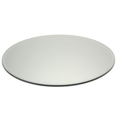 Round Mirror Plate