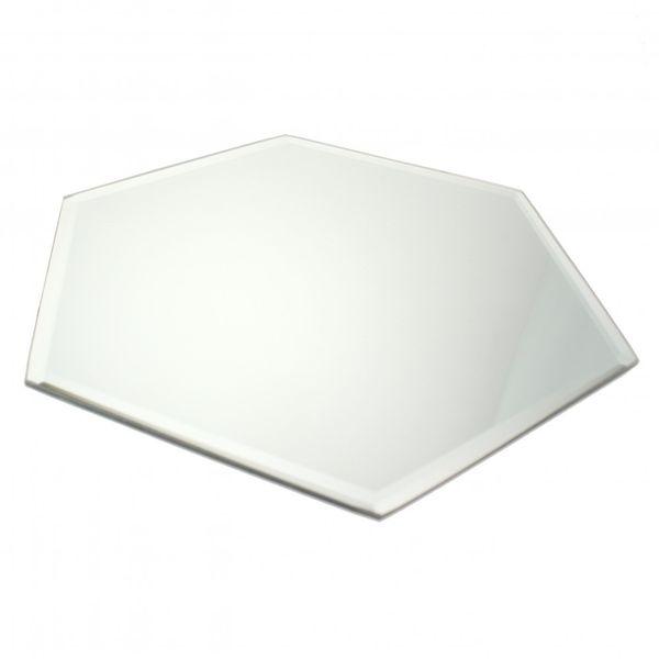 Hexagonal Mirror Plate