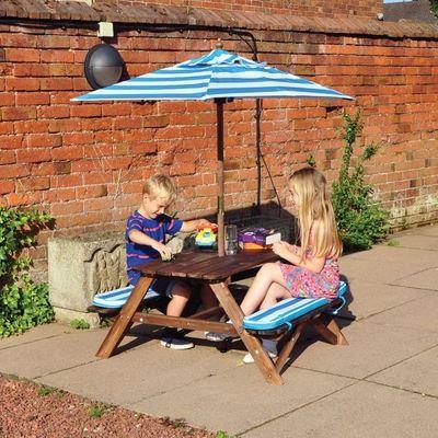 Kingfisher Childrens Picnic Bench