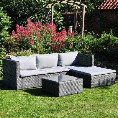 Kingfisher Rattan Sofa Set