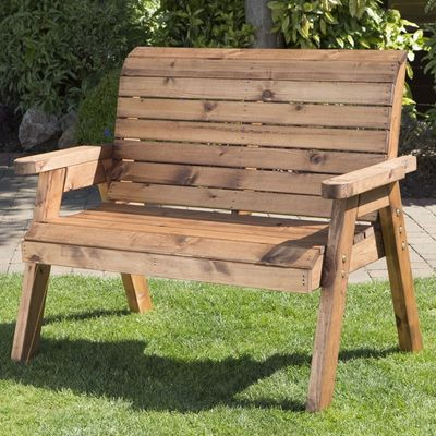 Charles Taylor 2 Seater Bench