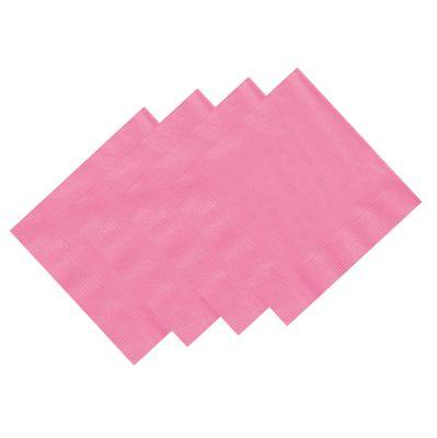 Pink Paper Napkins
