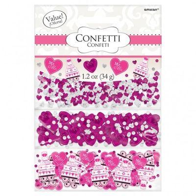 Hearts and Cakes Confetti