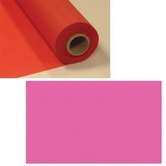 Bright Pink Banquet Roll