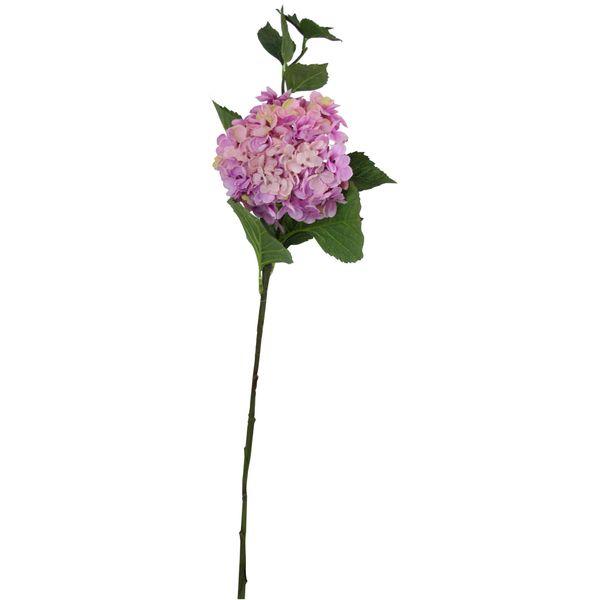 Large Hydrangea Purple & Pink