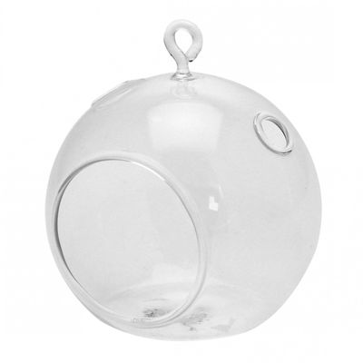 Small Glass Hanging Bubble