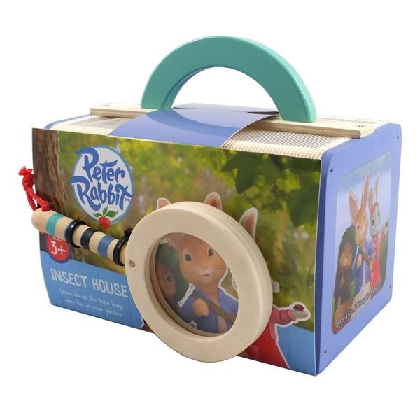 Peter Rabbit Insect House -Packaged