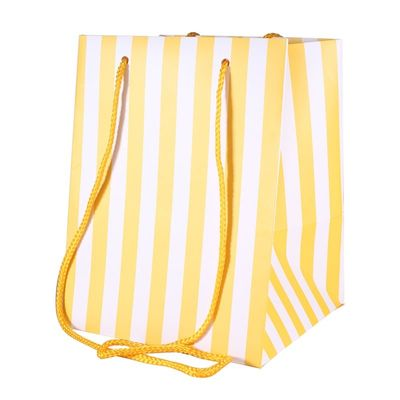Yellow candy stripe