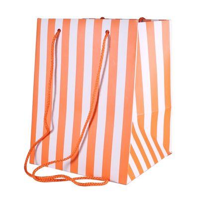 orange candy stripe
