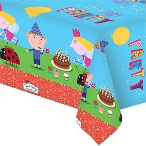 Ben and Holly Tablecover