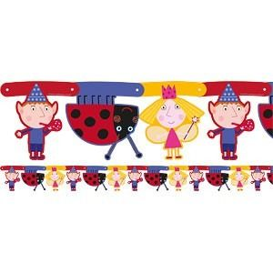 Ben and Holly Banner