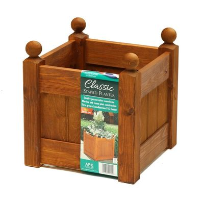AFK Small Classic Planter - Beech