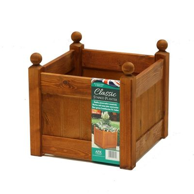 AFK Large Classic Planter - Beech